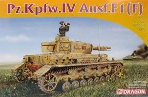 Pz.Kpfw. IV Ausf. F1 (F)