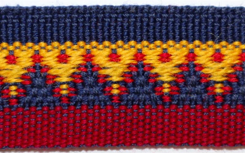 Tagge holbi - Marine Blå