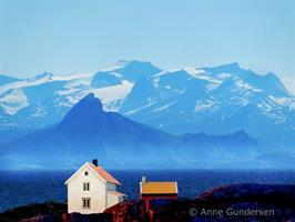 Anne Gundersen - De evige blåner