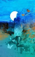 Rino Larsen - Blå natt