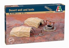 Desert Well & Tents