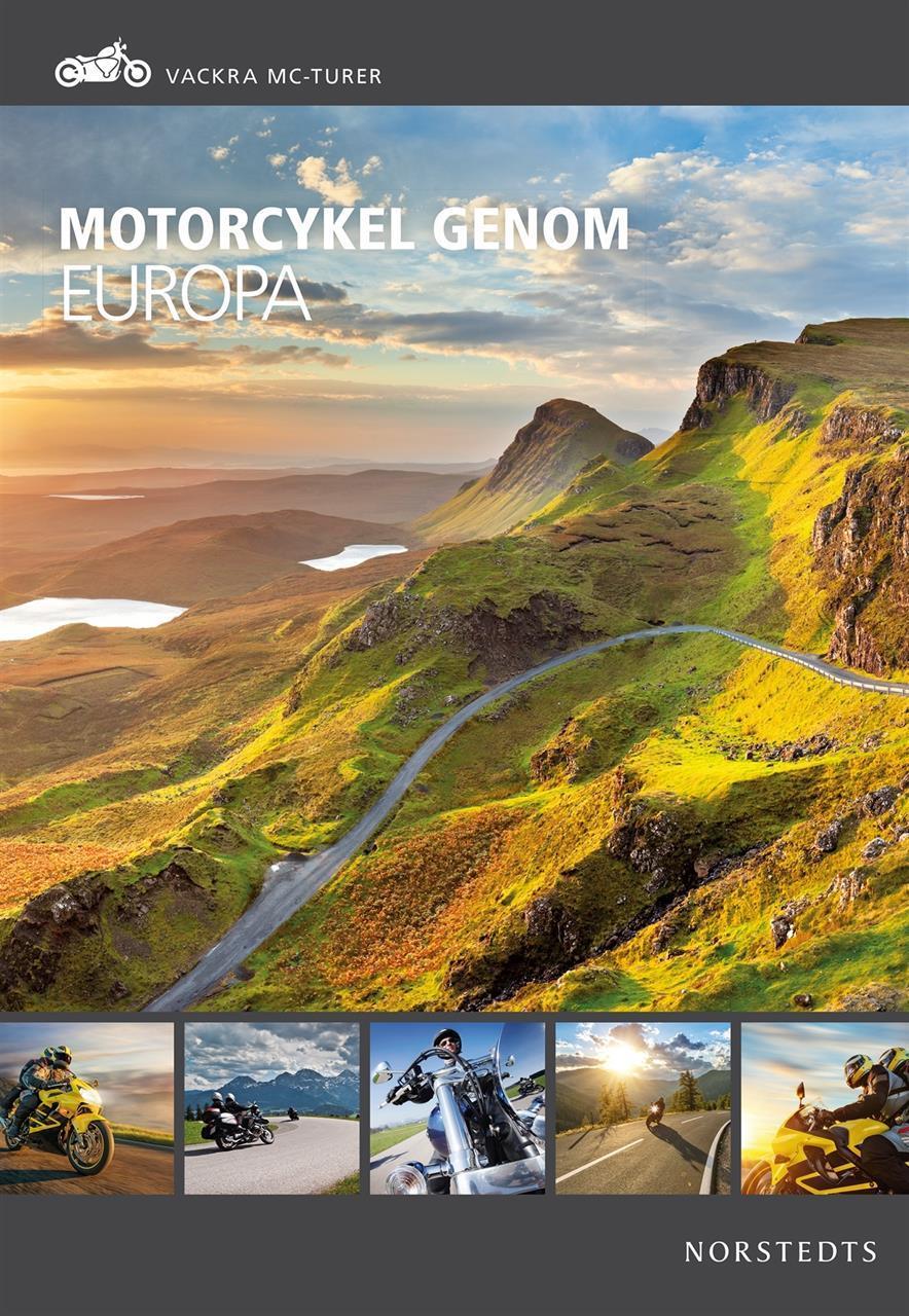 Motorcykel genom Europa