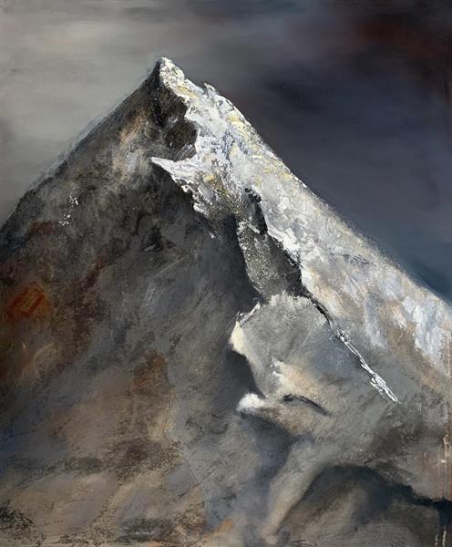 Børge Strand - Fjellet
