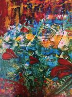 Jarl Goli - From mascarada you find life