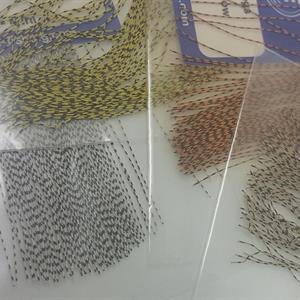 Centipede Legs Mini oliv/svart