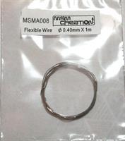 Flexible Wire 0,40mm