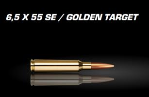 .6,5x55 GOLDEN TARGET 130 GRAIN (50)