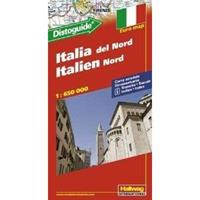 Italien n:a 1:650 000