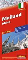 Milano City map