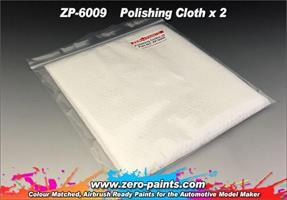 Polishing Cloth x2