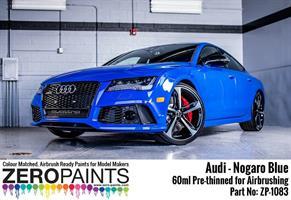 Audi RS - Nogaro Blue