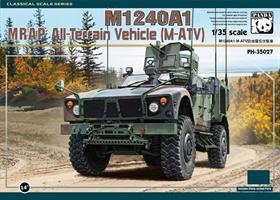 M1240A1 MRAP All-Terrain Vehicle (M-ATV)