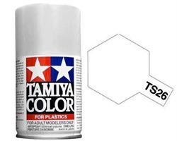 TS-26 Hvit blank