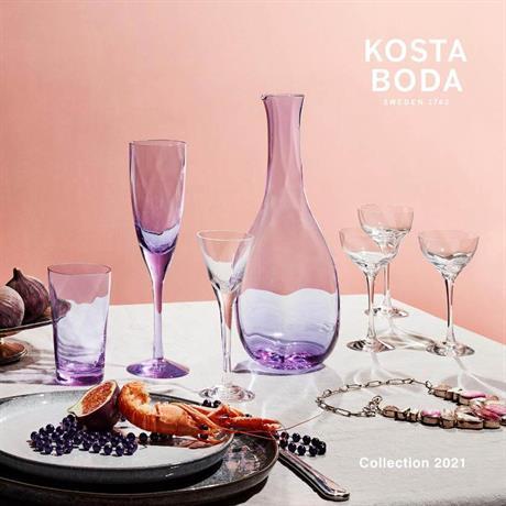 Kosta Boda, Glasprodukter