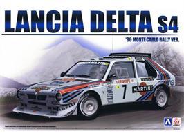 Lancia Delta S4 '86 Monte Carlo Rally