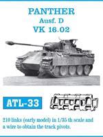 Panther Ausf. D / VK 16.02