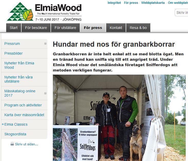 Elmia Wood