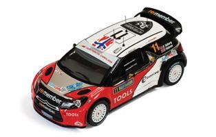 CITROEN DS3 WRC #11
