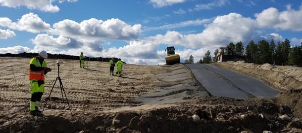 Grönlutsslam ska täcka gruvavfall