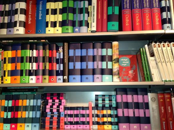 Språk och ordböcker....