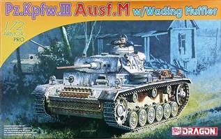 Pz.Kpfw.III Ausf.M w/Wading Muffler