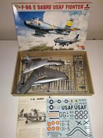 North American F-86/E Sabre USAF Fighter