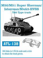 M/50 M/51 Super Sherman / Isherman / M4A3 -HVSS T-