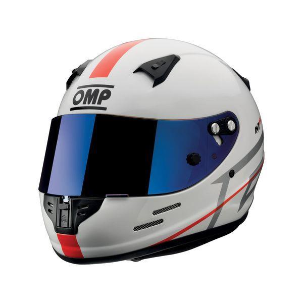 Hjelm OMP KJ8 EVO CMR 2016  L 58-59cm