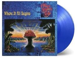 ALLMAN BROTHERS BAND-Where It All Begins(LTD)