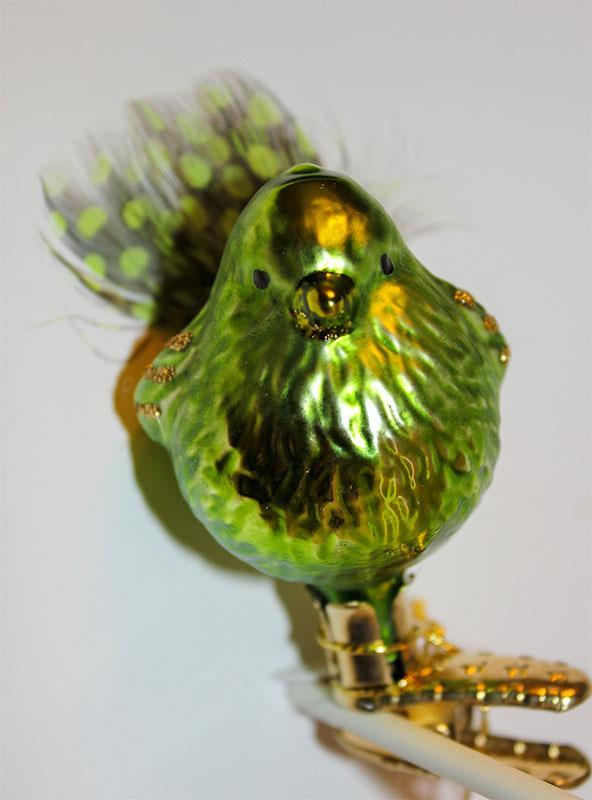 Grønn fugl (II)