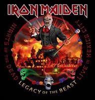 Iron Maiden-Legacy of the Beast Live (LTD 3LP)