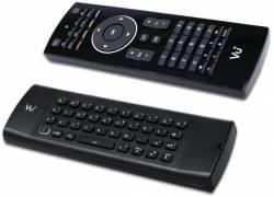VU+ tangentbordsfjärrkontroll