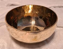Blank klangskål 11,5 cm