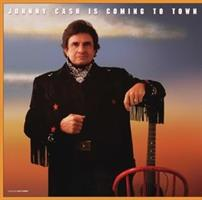 Johnny Cash-Johnny Cash is Coming To Town