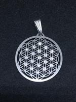 Hängsmycke 25mm Swarovski Kristall