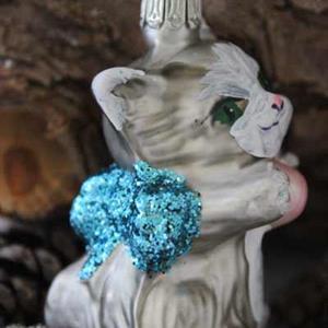 Kattepus, grå