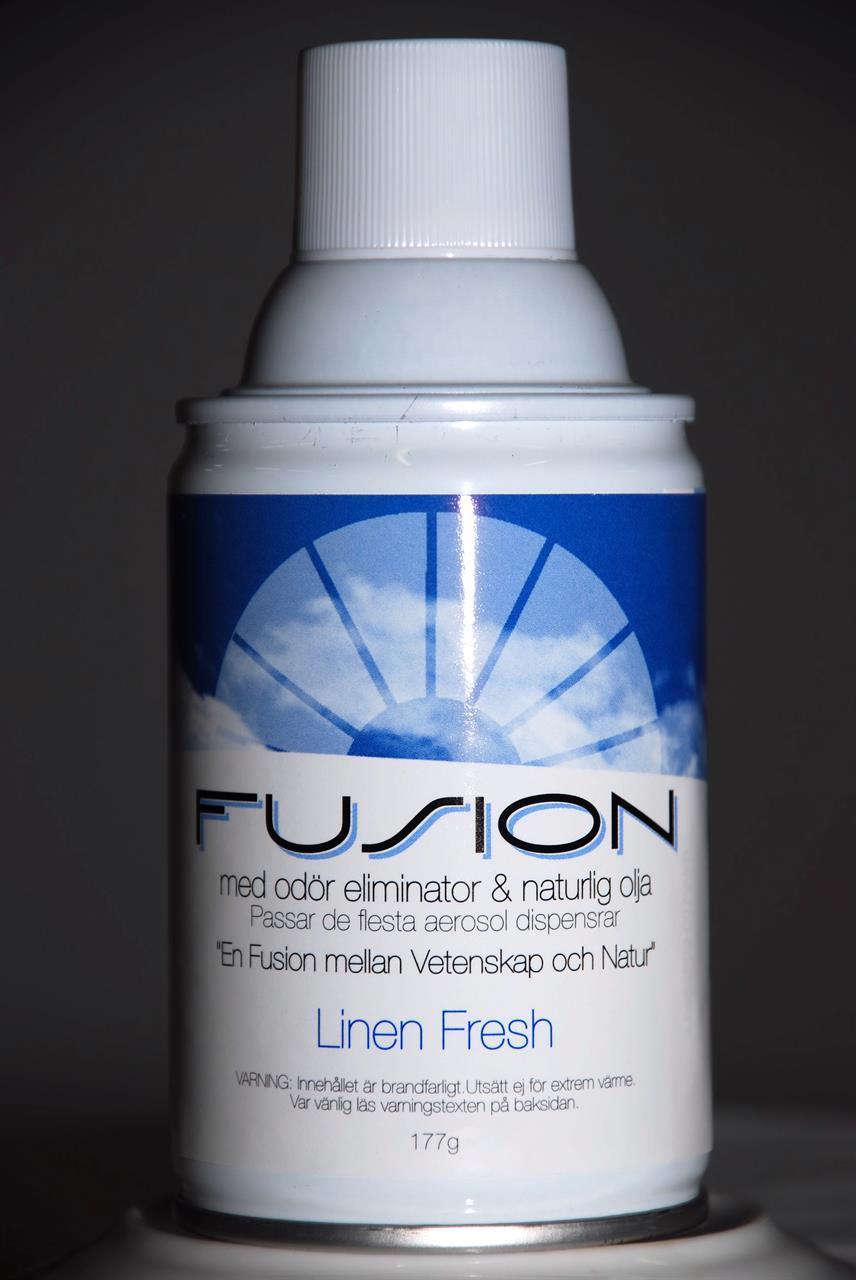 FUSION aerosol refill, Linen Fresh