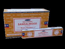 Sandal Wood  Satya rökelse