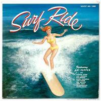 Art Pepper– Surf Ride(LTD Jpn)