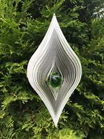 Modell Låga grön