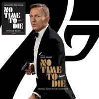 James Bond(Hans Zimmer-No Time To Die(Filmmusikk)