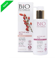 Bio Phytorelax Cleansing Oil - Milk