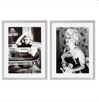Tavlor Marilyn Monroe, set om 2 st