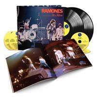 RAMONES-It's Alive(Deluxe Ed.Box)