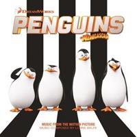 Penguins of Madagascar-Filmmusikk