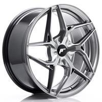 JR Wheels JR34 18x8 ET20-42 5H BLANK Hyper Black