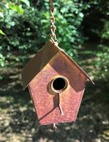 Talgbollshållare fågelholk mod 1