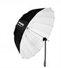 Umbrella Deep White L (130cm/51
