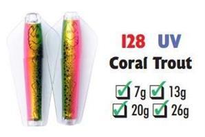 Tasmanian Devil Coral Trout #128 26 gram