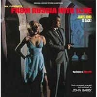 John Barry(James Bond)-From Russia White Love Orig